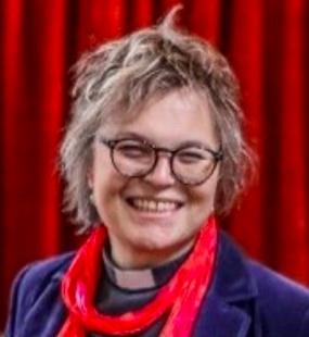 Canon Rachel Mann
